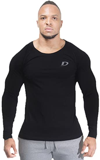 Buy Decisive Fitness (Full Sleeve) T Shirt, Gym T Shirt, Gym Vest ...