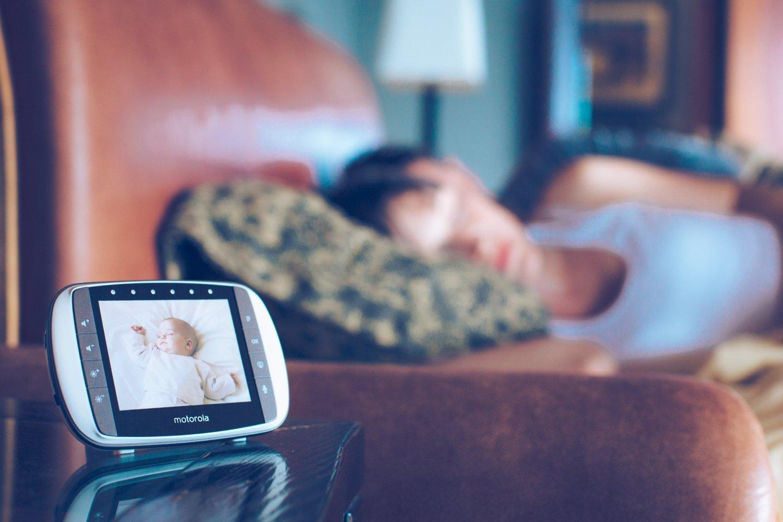 Günstiges Babyphone Motorola MBP36S