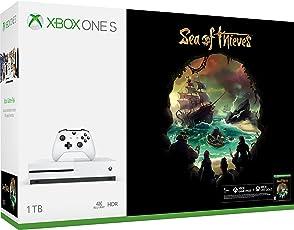 Consola Xbox One S, 1 TB, con Juego Sea of Thieves - Bundle Edition