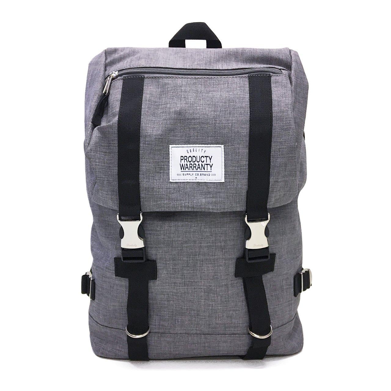 8a32c260b530 Amazon.co.jp: プロダクティー リュック サック PD1501 (グレー): シューズ&バッグ
