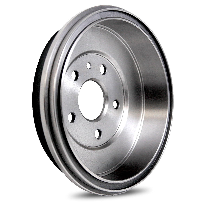 Pair For 2006-2011 Honda Civic R1 Concepts Brake Drums Rear