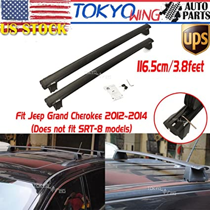 Amazon.com: Kayak rack Jeep Grand Cherokee 2012 – 14 Par ...