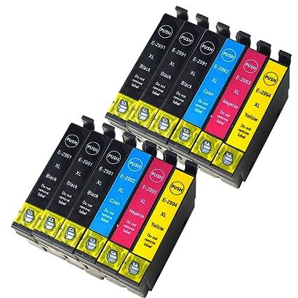 12x Cartuchos de Tinta para Epson 29XL 29 Alta Capacidad ...
