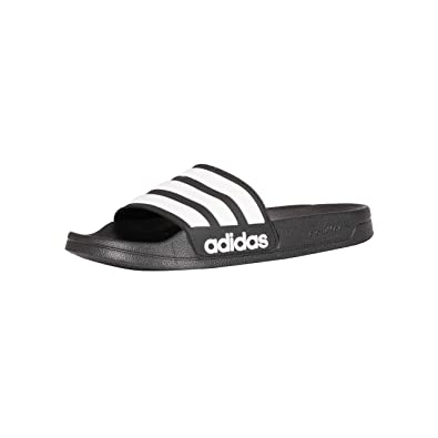 49a5d4fb662b adidas Adilette Kids Flip Flop Sandals Core Black Running White Core Black