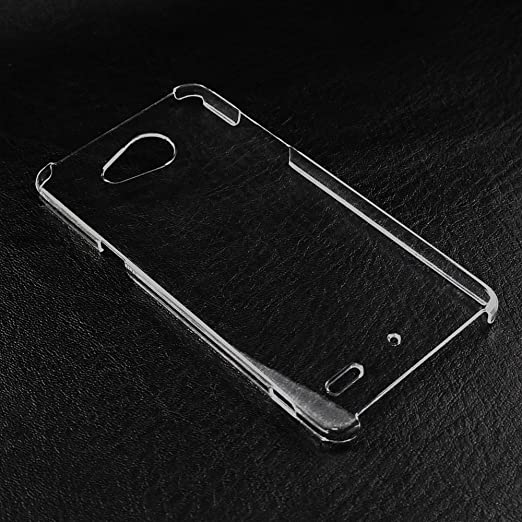 8839c63f4d Amazon | Qua phone PX ケース カバー[Fitwhiny] クリア キュア フォン ハードケース プラスチックケース クリアケース  スリム ハードカバー クリスタルケース ...