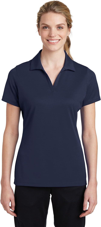 Sport-Tek Women's Breathable Polo Shirt