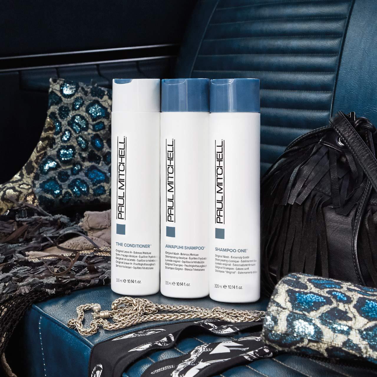 Paul Mitchell Awapuhi Shampoo, For All Hair Types: Premium Beauty