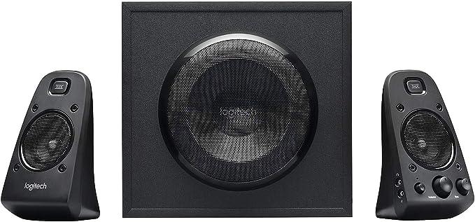 Logitech Z623 THX 2.1 Sistema de Altavoces con Subwoofer ...