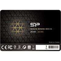 """Silicon Power 1TB SSD 3D NAND TLC A58 Performance Boost SATA III 2.5"""" 7mm (0.28"""") Internal Solid State Drive…"""