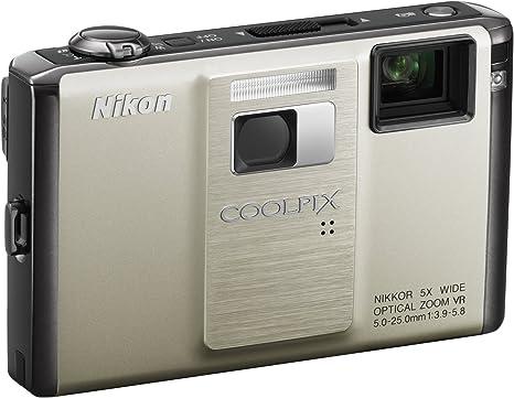 Nikon Coolpix S1000PJ - Cámara compacta de 12 MP (Pantalla de 2.7 ...