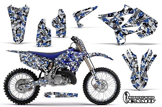 Yamaha YZ 125 Motocross Graphic Kit (Fits UFO Plastic Only) (2003