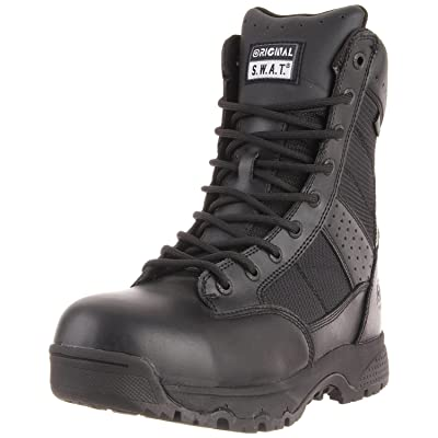 Original SWAT 129101 Men's Metro 9-in SZ Waterproof CT EH Tactical Boot, Black: Shoes