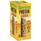 Barras de proteína 26 piezas de 40g sabor chocolate con crema de cacahuate