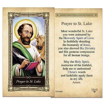 Image result for prayer of saint luke