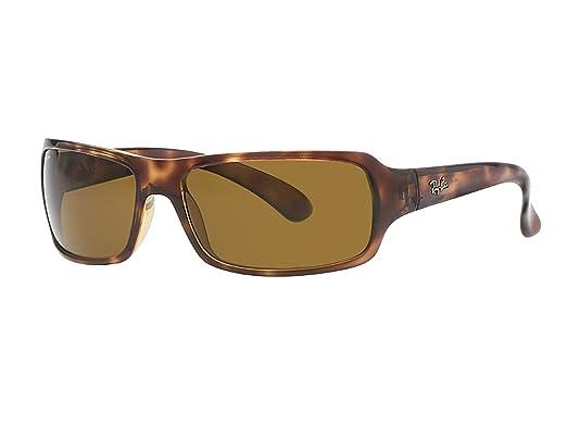 Gafas de sol Rayban Rb4075 642 marrón 61 Mm: Amazon.es: Ropa ...