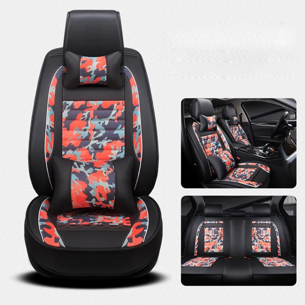 CAR Automotive Seat Covers For universal All years Car Seat Covers , 05