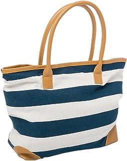 Beach Bag Womens Canvas Summer Tote Shoulder Bags Shopper for Girls ladies 863fda5a6ece8
