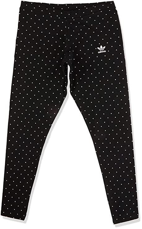 lowest price 0189d 85276 adidas Originals Womens Pharrell Williams Polka Dot Leggings - 10