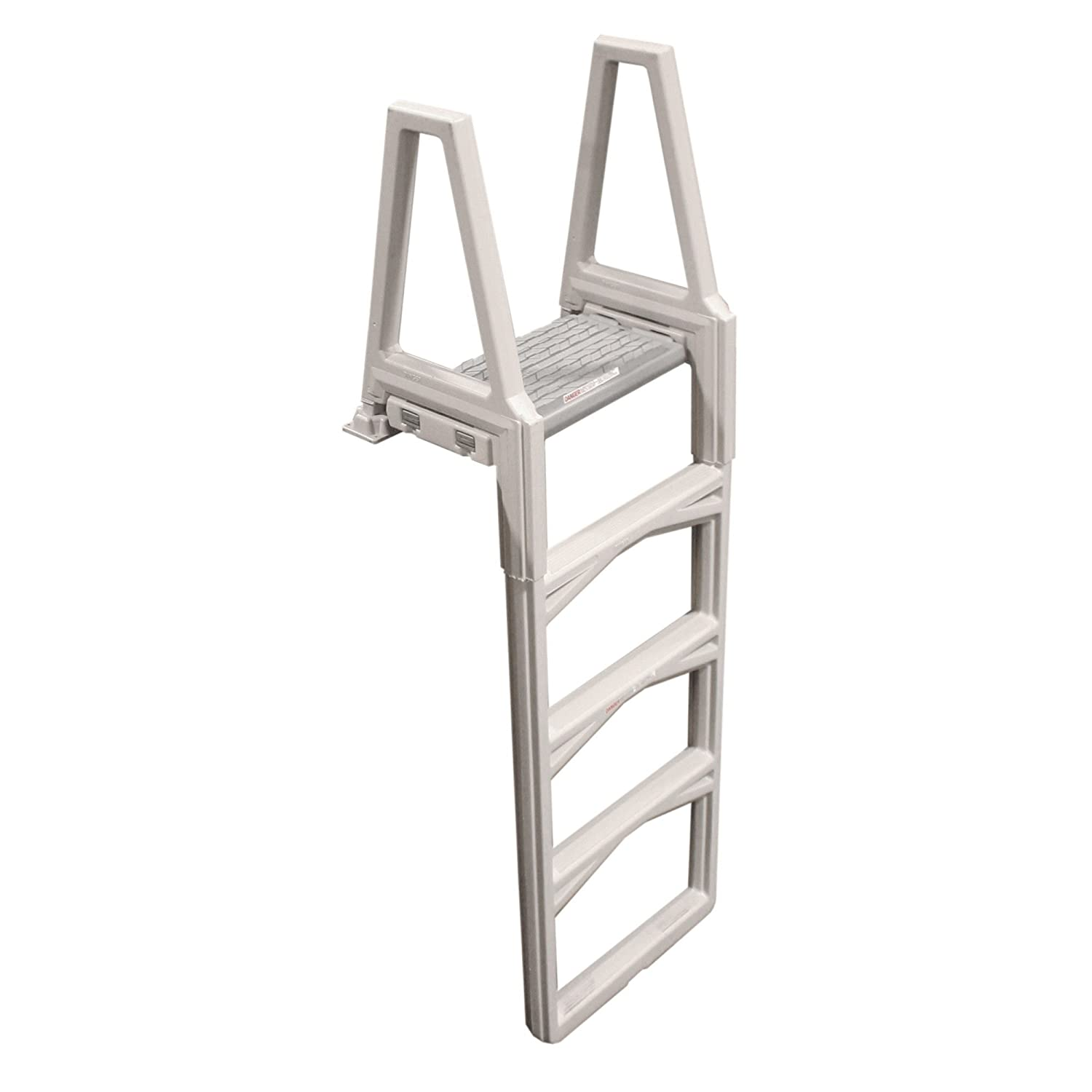 Confer Gray Economy Above Ground In-Pool Ladder - 635-52X