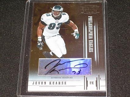 Javon Kearse Signed Autographed Football Card Certified - NFL Autographed  Football Cards 3673d72e7