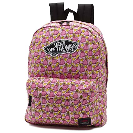 Image Unavailable. Image not available for. Color  Vans Nintendo Backpack  Princess Peach-Pink-UNICA 676ad18ed816d
