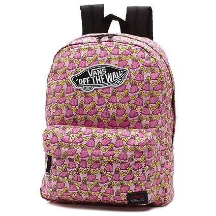 99f82561395 Amazon.com: Vans Nintendo Backpack Princess Peach-Pink-UNICA: Sports ...