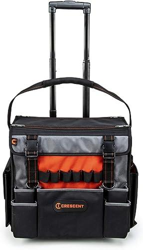 Crescent 18 Tradesman Rolling Tool Bag – CTBR1850
