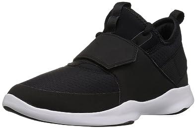 92a30728a3c6 PUMA Dare Trainer Kids Sneaker Black Silver