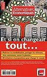 Alternatives économiques, Hors-série poche N° : Et si on changeait tout... par Frémeaux