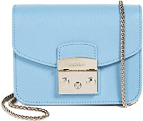 Furla Womens Metropolis Mini Cross Body Bag