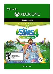The Sims 4: Backyard Stuff - Xbox One [Digital Code]