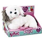 Plüschhund mit leuchtendem Näschen Gute Nacht Schnuffel Elektrisches Spielzeug