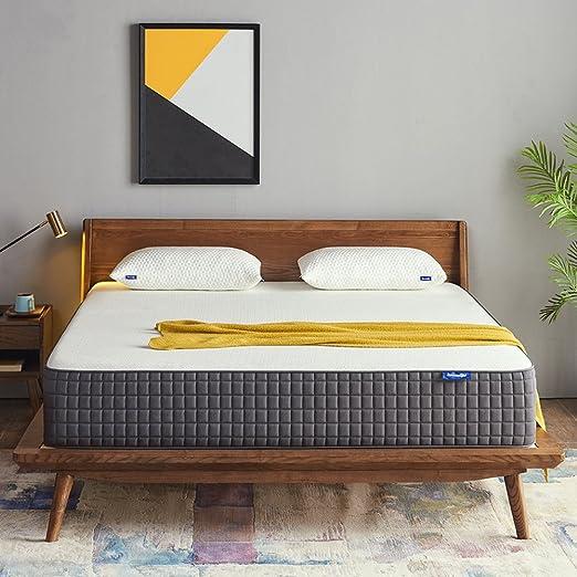 Amazon Com King Mattress Sweetnight 12 Inch King Size Mattress