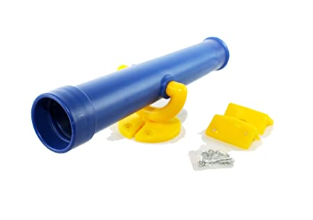Hiks blau kinder teleskop auch erhältlich in grün gelb und rot