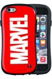 iPhone6s iPhone6 ケース カバー MARVEL マーベル iFace First Class 正規品 / ロゴ / レッド