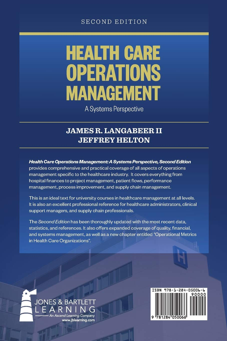 Buy Health Care Operations Management Book Online at Low