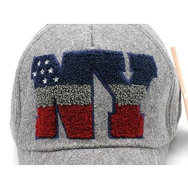 2019 New Woolen Ny Cap Letter New York Gorras Hip Hop Men Women NY Baseball Cap Casual Hats Black at Amazon Womens Clothing store: