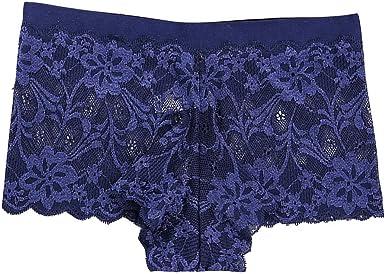 3pcs Women Boxer Briefs Elastic Panties Knickers Smooth Underpants Boyshorts