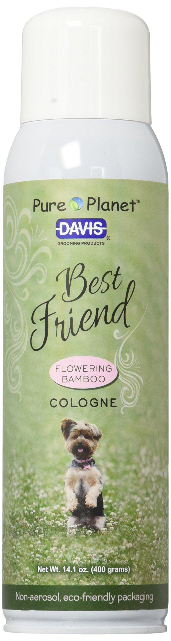 Davis BFC.FB14 Best Friend Flowering Bamboo Pet Cologne, 14.1 oz