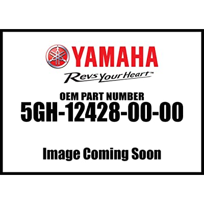 Yamaha 5GH-12428-00-00 Gasket,Housing Cover; ATV Motorcycle Snow Mobile Scooter Parts: Automotive