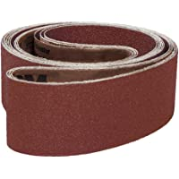 A/&H Abrasives 884285 1//2x4-1//2 Aluminum Oxide 180 Grit Spiral Band 10-Pack Aluminum Oxide Spiral Bands Sanding Sleeves