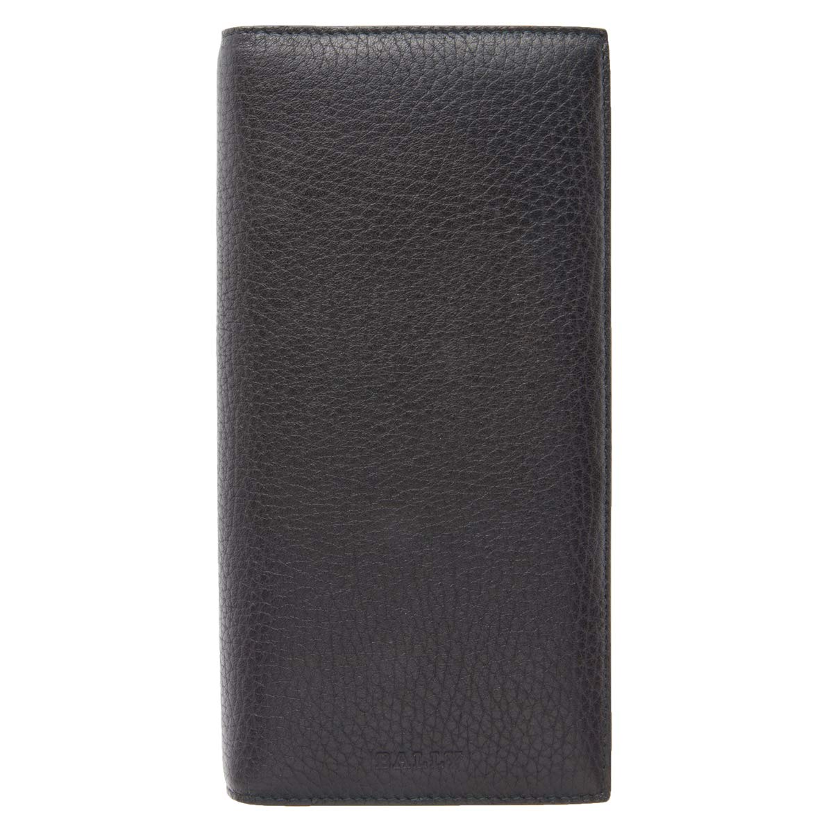 [BALLY(バリー)] 二つ折り 長財布 STRADDOK カーフレザー 黒 ブラック 6208053001 メンズ (M207004) [並行輸入品] B07JKTFW75