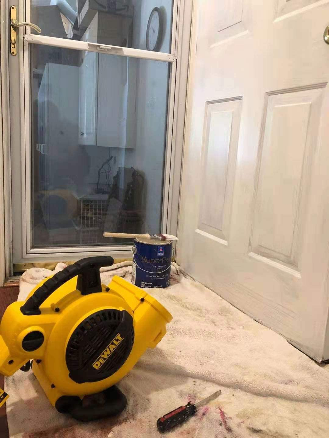 DeWalt DXAM-2260 Portable Air Mover Floor Dryer