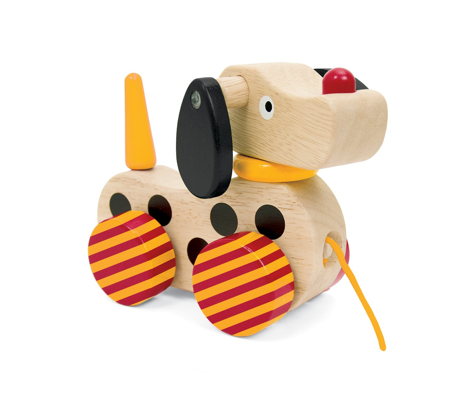 Amazon Manhattan Toy Pull A Long Friend Puppy Discontinued
