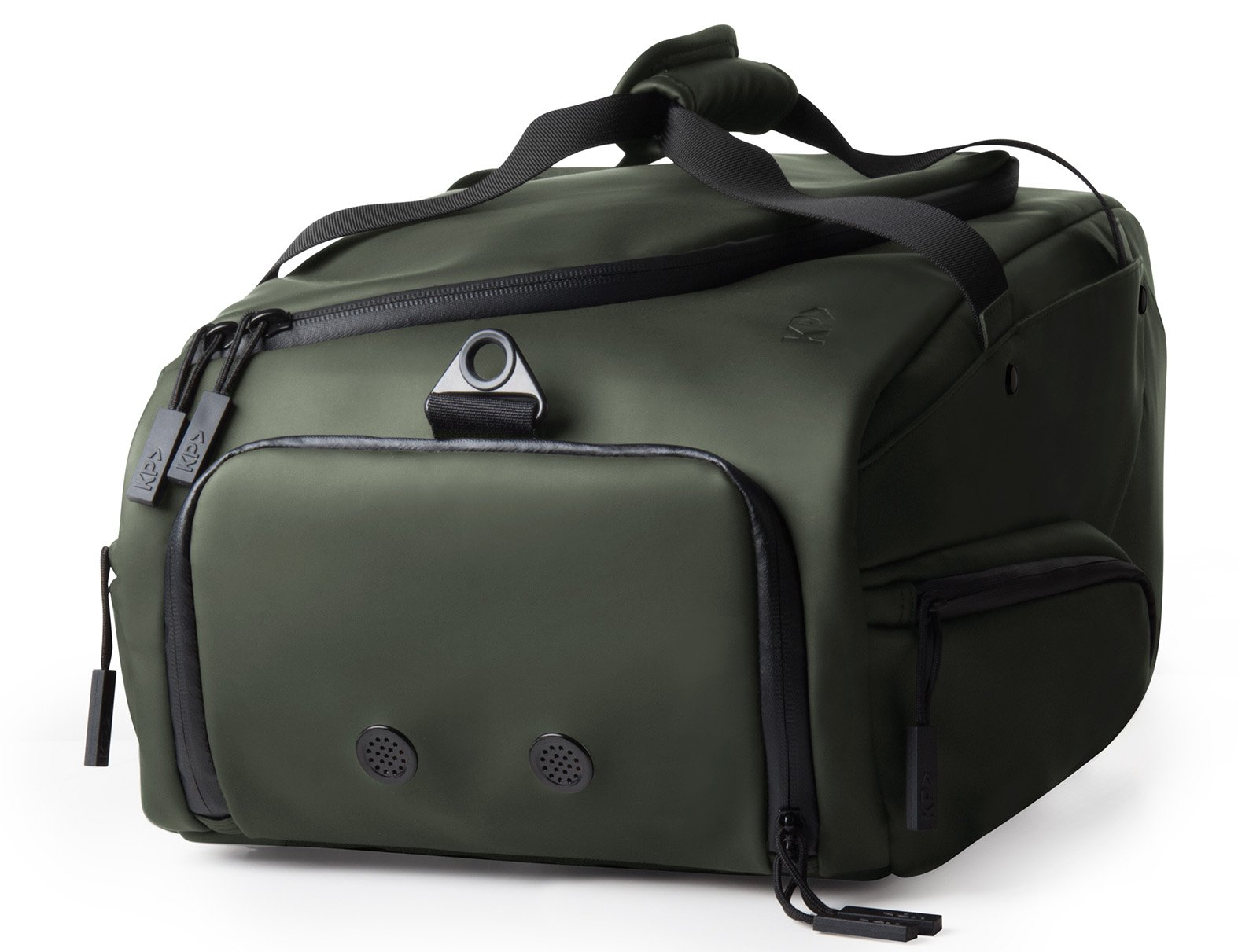 KP Duffle - The Ultimate Travel Bag (Army Green) by Keep Pursuing (Image #4)