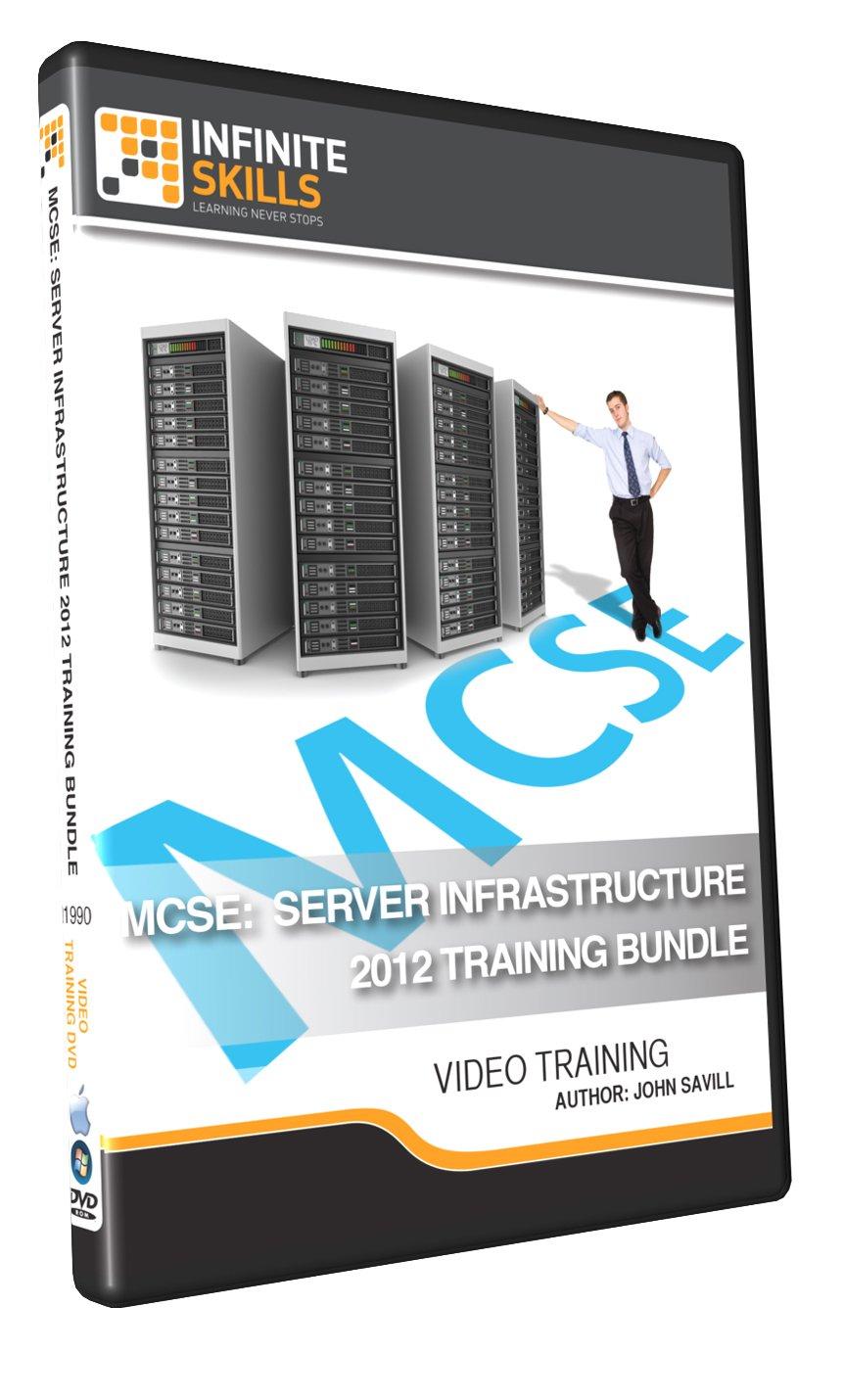 Amazon Mcse Server Infrastructure 2012 Training Bundle