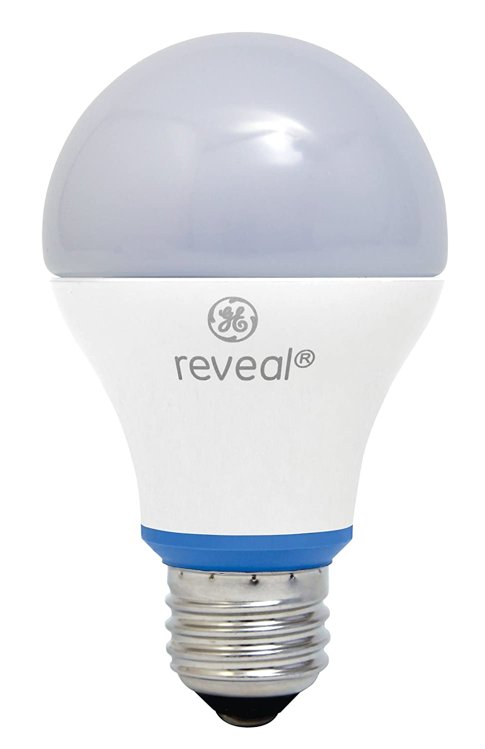 GE Lighting 69220 Reveal LED 8-Watt (40-watt equivalent) 360-Lumen A19 Dimming Light Bulb with Medium Base - Led Household Light Bulbs - Amazon.com  sc 1 st  Amazon.com & GE Lighting 69220 Reveal LED 8-Watt (40-watt equivalent) 360-Lumen ... azcodes.com
