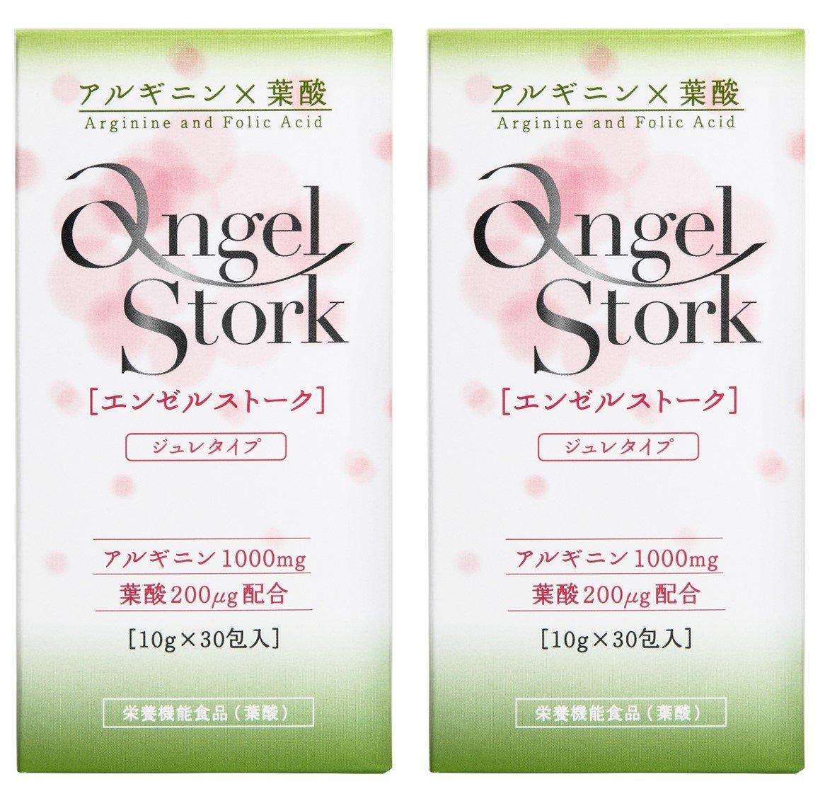エンゼルストーク(Angel Stork)ジュレタイプ 30本×2箱セット B07DF3TX7W