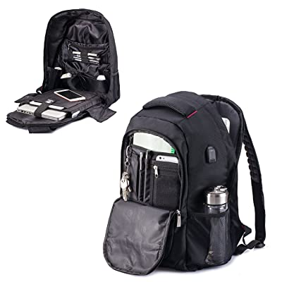 Sosoon Business Anti-Theft Laptop Backpack Review