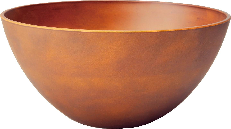 無駄不適ファックスエムスタイル シエナ 楕円鉢 (M) 29.5cm SI3012